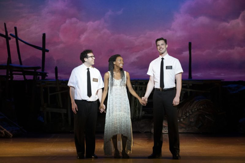 Jordan-Matthew-Brown-Alyah-Chanelle-Scott-Liam-Tobin-The-Book-of-Mormon-c-Julieta-Cervantes-2019