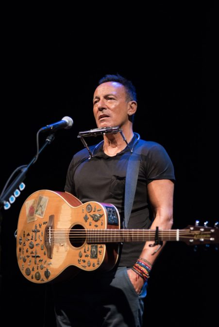 PS - Springsteen on Broadway - Bruce Springsteen - 11/2017 - Rob DeMartin