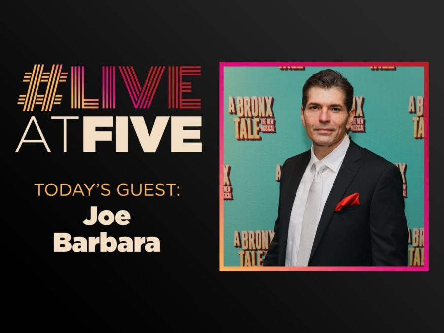 Still - Live at Five - Joe Barbara