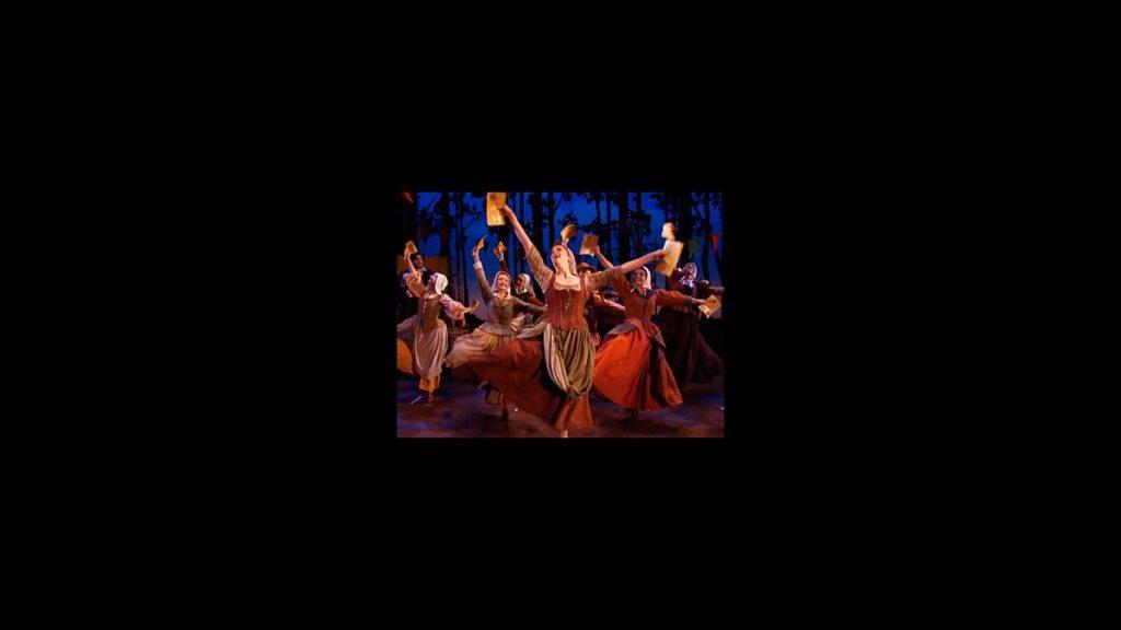 TOUR - Cinderella - Audience Test - WI - 10/14