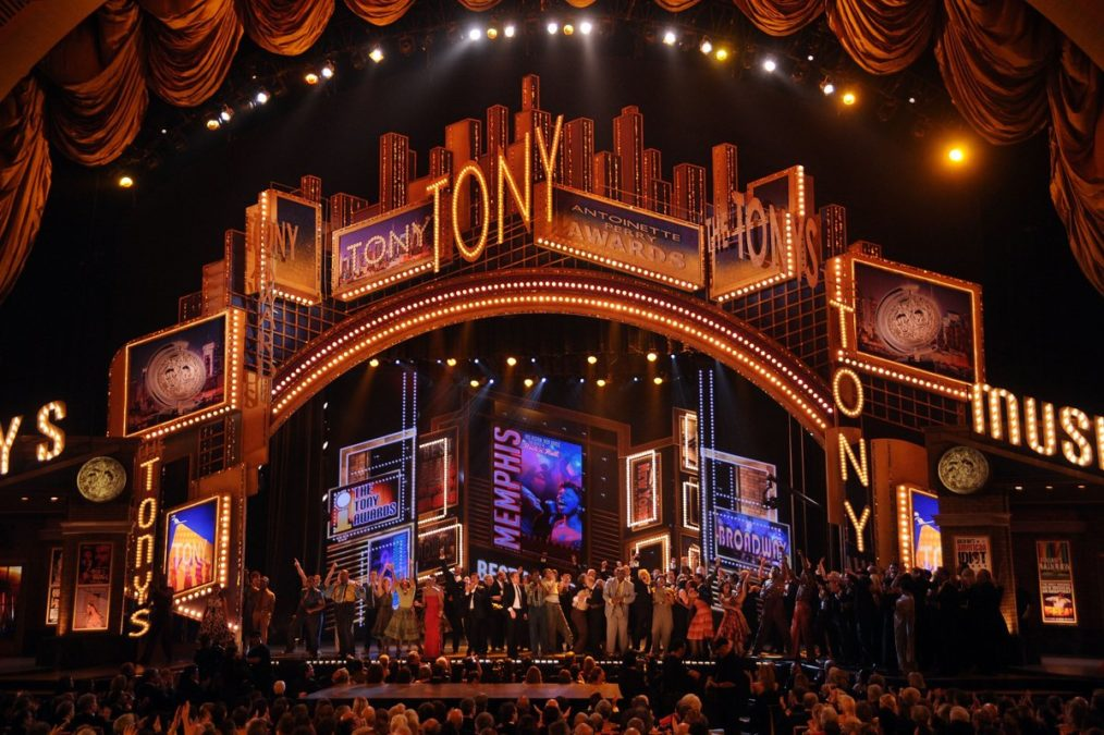 GETTY IMAGES - Radio City -  Tony Awards - 6/10 - Andrew H. Walker/Getty Images