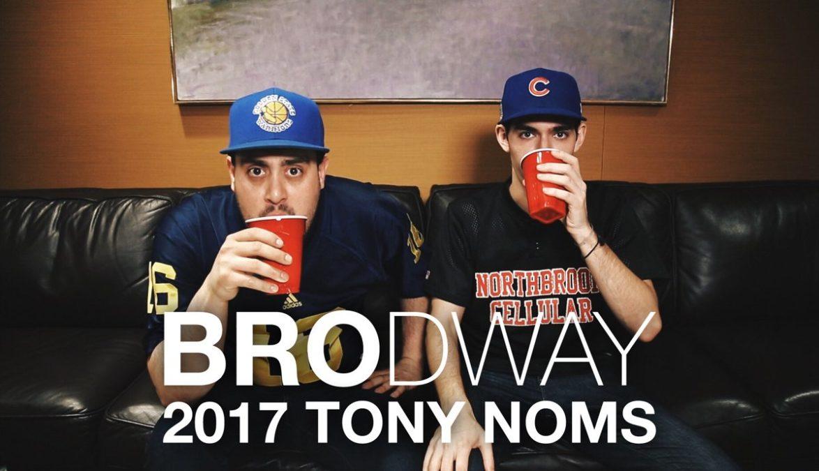 Still - BROdway - Tony Noms