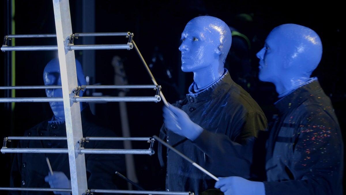 Still - Show Clips - 9/19 - Blue Man Group Speechless Tour