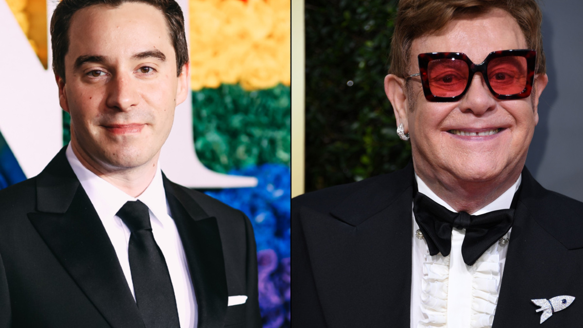 James Graham - Elton John - 1/21