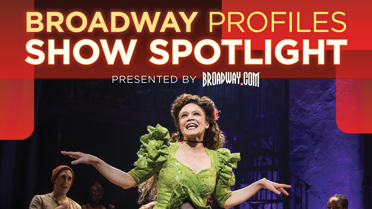 Broadway Profiles Show Spotlight - 1/21 - Hadestown