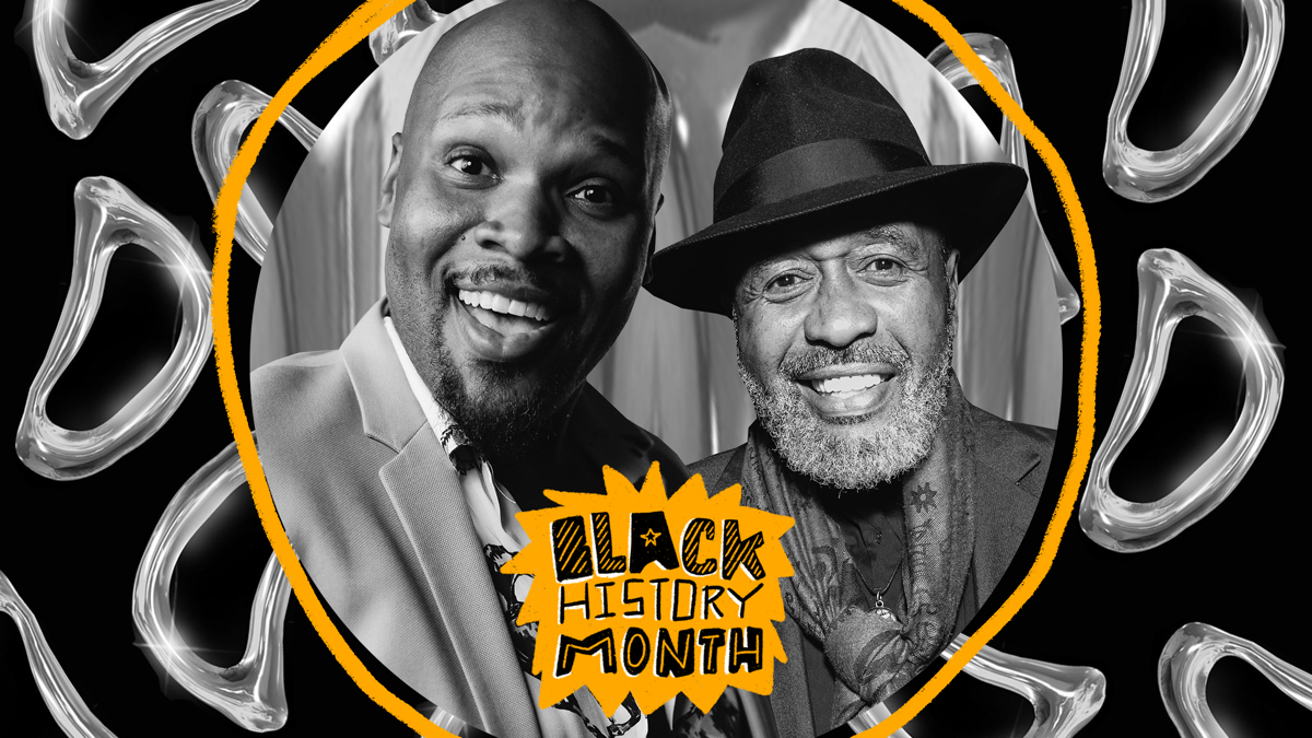 Black History Month 2021 - Michael James Scott - Ben Vereen - 2/21