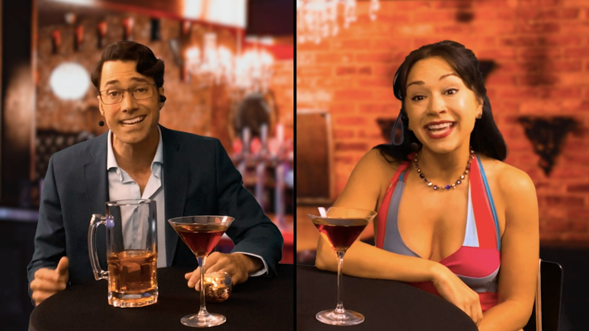 Ace Young - Diana DeGarmo - 6/21 - First Date