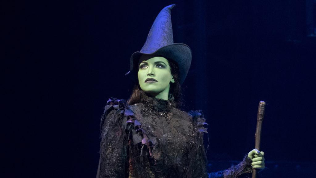 Show Photos - Wicked - 2/20 - Lindsay Pearce - Photo: Joan Marcus