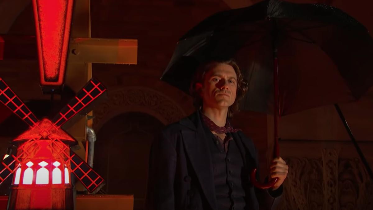 WI - Moulin Rouge - Aaron tveit - 2020 tony awards - 9.21 - cbs